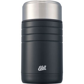Esbit Majoris Drinkfles 1000ml zwart/zilver